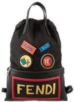 Fendi Faces Backpack