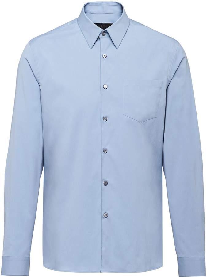 251e4494 stretch poplin shirt