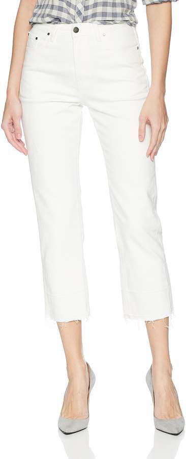 EVIDNT Women's Essen Relaxed FIT HIGH Waisted Jeans