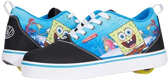 Heelys Pro20Prints Spongebob (Black/Multicolor) Boy's Shoes