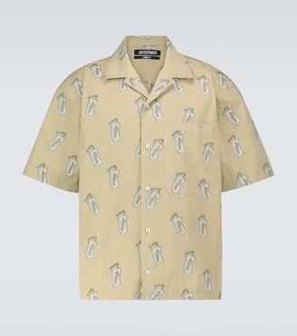 Jacquemus La Chemise Jean short-sleeved shirt