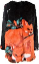 Marco De Vincenzo Fur Coat