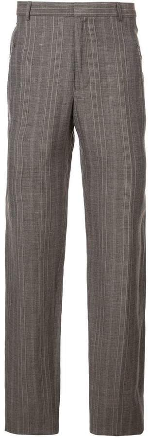 Y/Project Y / Project checked tailored trousers