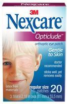 Nexcare Opticlude Orthoptic Eye Patches