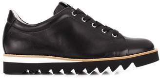 Högl lace-up wedge shoes