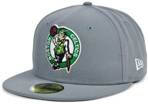 New Era Boston Celtics Nba Storm Solid Team 59FIFTY-fitted Cap