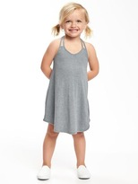 Old Navy Strappy Swing Dress for Toddler