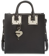 Sophie Hulme 'Albion' Saddle Bag - Black