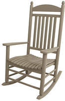 Polywood Jefferson Rocker - Sand