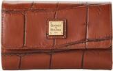 Dooney & Bourke Denison Beacon Flap Wallet