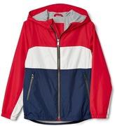 Gap Americana jersey-lined windbuster