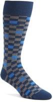 BOSS Men's 'Rs Design' Check Socks