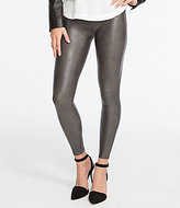 Spanx Ready to Wow Faux-Leather Leggings
