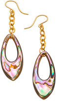 Heather Hawkins Abalone Shell Earrings