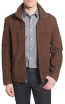 Andrew Marc Men's Calyer Leather Jacket