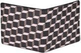 Pierre Hardy Canvas Cube Wallet