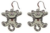 Ripple Junction Big Bang Theory Soft Kitty Jumping Earings