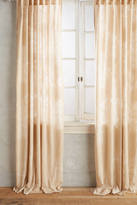Anthropologie Bamboo Flicker Curtain