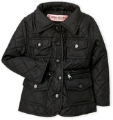 Urban Republic Infant Girls) Quilted Thinfil Jacket