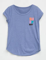 Roxy 4 Square Surf Girls Tee