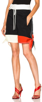 Chloé Board Short in Black,Red,Yellow.