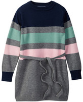 Toobydoo Freya Striped Sweater Dress (Toddler, Little Girls, & Big Girls)