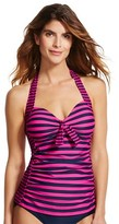 Merona Women's Shirred Halter Tankini Top