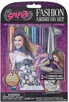 Melissa & Doug SprayZa Fabric Fashion Color Pack Natural - 4200460