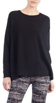 Akris Punto Women's Twilight Print Wool Pullover