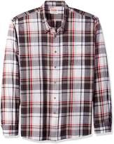 Wrangler Men's Big and Tall Authentics Long Sleeve Premium Shirt