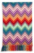 Missoni Home Sandra Fringed Throw