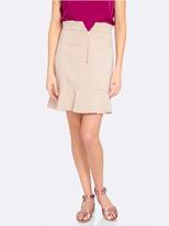 Oxford Abby Ponti Skirt