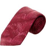 Ermenegildo Zegna Ermengildo Zegna Fuchsia Palms Silk Tie