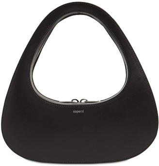 Coperni Baguette Leather Top Handle Bag