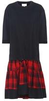 3.1 Phillip Lim Plaid cotton dress