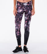 Reebok Women's Dance Shattered Glass Tights