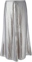 Golden Goose Deluxe Brand Slip skirt - women - Cupro - L
