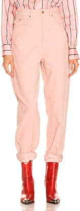 Etoile Isabel Marant Corsy Pant in Light Pink   FWRD