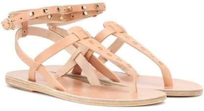 Ancient Greek Sandals Estia Nails leather sandals
