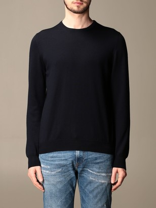Tagliatore Basic Crewneck Sweater