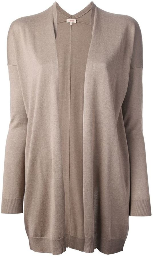 P.A.R.O.S.H. open front cardigan