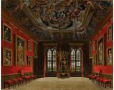 One Kings Lane Vintage King's Bed Chamber - Windsor Castle - 1819