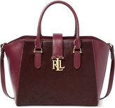 Lauren Ralph Lauren Carrington Bethany Satchel