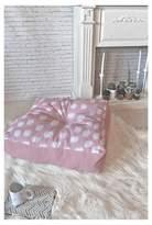 "Deny Designs Allyson Johnson Floor Pillow (23""x23"") Pink"