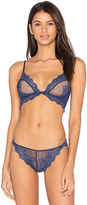 Only Hearts So Fine Bralette in Blue. - size S (also in )