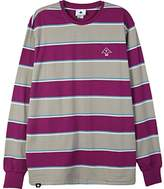 Lrg Men's Research Collection Striped Long Sleeve Knit