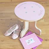Kids Creative Personalised Children's Wooden Stool