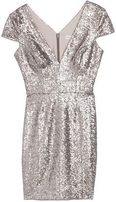 Dress the Population Bree V-Neck Sequin Dress