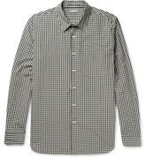 Margaret Howell Gingham Cotton Shirt