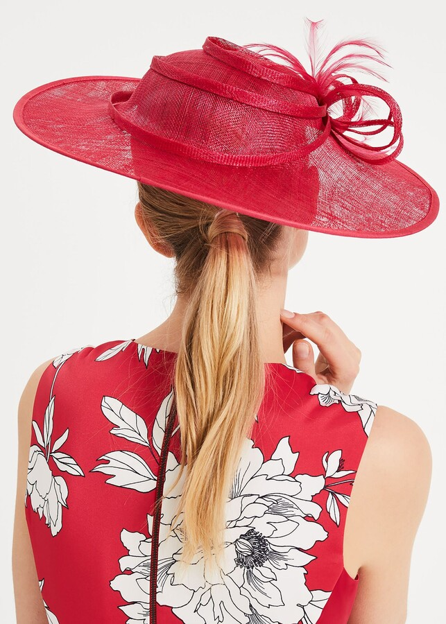 Thumbnail for your product : Phase Eight Agnese Twist Disc Fascinator